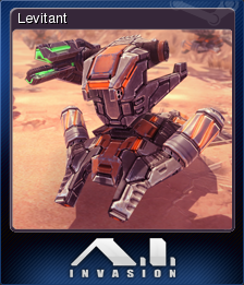A.I. Invasion - Levitant
