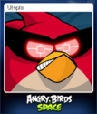 Angry Birds Space Card 4