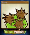 Battlepillars Gold Edition Card 12