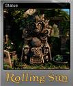 Rolling Sun Foil 4