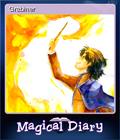 Magical Diary Card 5