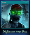Nightmares from the Deep The Cursed Heart Card 4