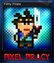 Pixel Piracy Card 12