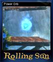 Rolling Sun Card 5