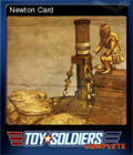 Toy Soldiers Complete Card 12
