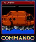 8-Bit Commando Card 6