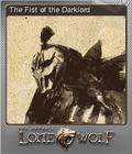 Joe Devers Lone Wolf HD Remastered Foil 12