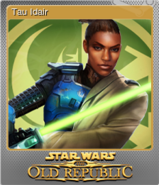 STAR WARS The Old Republic Foil 2