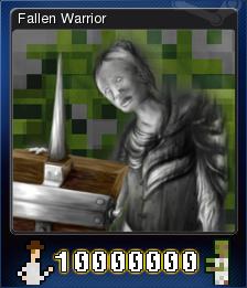 10,000,000 - Fallen Warrior