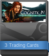 Cognition An Erica Reed Thriller Booster Pack