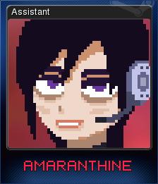 Amaranthine - Assistant