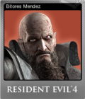 Resident Evil 4 Foil 3