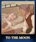 To the Moon Card 3