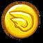 Faerie Solitaire Emoticon coin