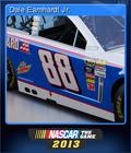 NASCAR the Game 2013 Card 8