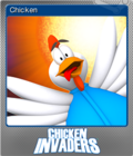 Chicken Invaders 3 Foil 1