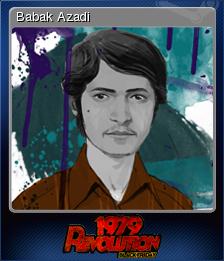 1979 Revolution: Black Friday - Babak Azadi