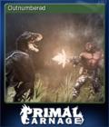 Primal Carnage Card 2