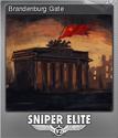 Sniper Elite V2 Foil 8