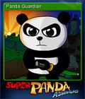 Super Panda Adventures Card 1