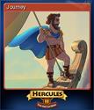 12 Labours of Hercules II The Cretan Bull Card 4
