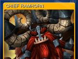 CastleStorm - CHIEF RAMHORN