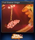 Super Splatters Card 1
