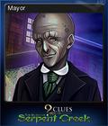 9 Clues The Secret of Serpent Creek Card 3