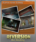 Reversion - The Meeting Foil 7