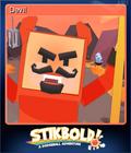Stikbold! A Dodgeball Adventure Card 6