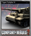 Company of Heroes 2 Foil 3