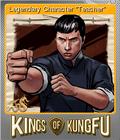 Kings of Kung Fu Foil 5