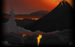 Delve Deeper Background Delve Deeper - Molten