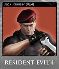 Resident Evil 4 Foil 5