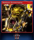 Warhammer 40,000 Dawn of War II Card 11