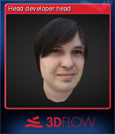 3DF Zephyr Lite 2 Steam Edition - Head developer head