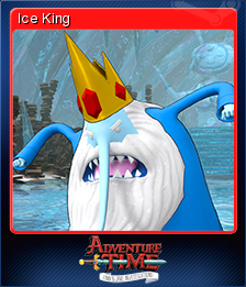 Adventure Time: Finn and Jake Investigations - Ice King