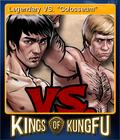 Kings of Kung Fu Card 2