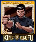 Kings of Kung Fu Card 5