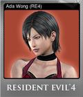 Resident Evil 4 Foil 1
