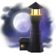 To the Moon Badge 5