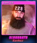 Bloodbath Kavkaz Card 02