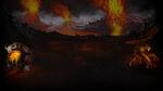 Heroes & Legends Conquerors of Kolhar Background Volcano