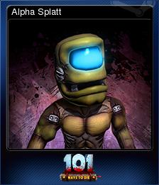 101 Ways to Die - Alpha Splatt
