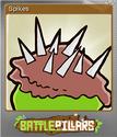 Battlepillars Gold Edition Foil 08