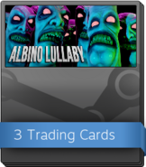 Albino Lullaby Episode 1 Booster Pack