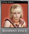 Resident Evil 4 Foil 2