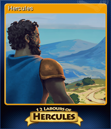 12 Labours of Hercules - Hercules