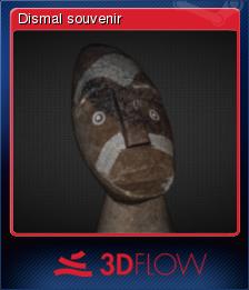 3DF Zephyr Lite 2 Steam Edition - Dismal souvenir