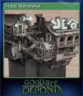 Goodbye Deponia Card 8